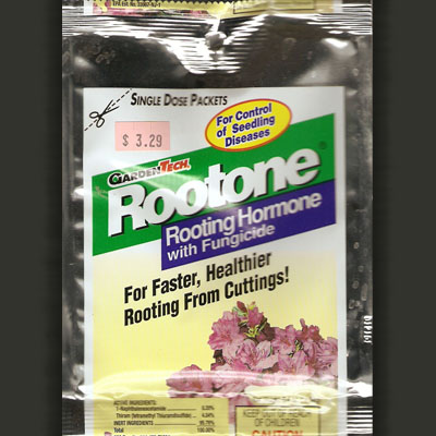 Rootone Rooting Hormone With Fungicide Mitchell And Sons Nursery Garden Center Llc